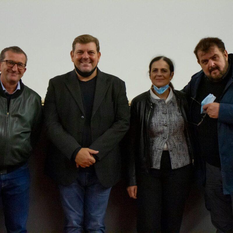 """Presentazione del docufilm """"A Viso Aperto"""" presso il CInema Pax di Cinisello Balsamo"""
