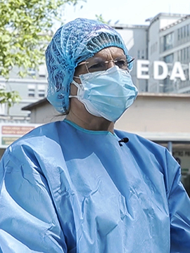 Carla Maestrini - Caposala Ospedale di Cremona
