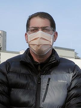 Carlos Ricardo Peréz Diaz - Direttore Ospedale clinico chirurgico Joaquin Albarran a L'Avana