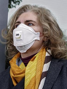 Erika Andreetta - Promotrice della riconversione industriale