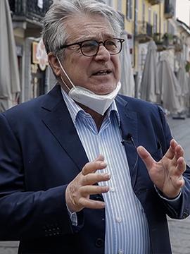 """Giorgio Del Mare - Psicologo e Sociologo, AD di """"Proper Del Mare Consulting"""""""