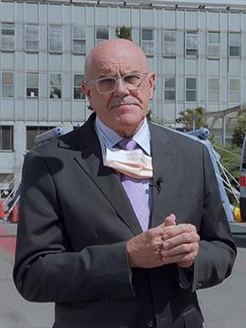 Giuseppe Rossi - Direttore Generale Ospedale di Cremona