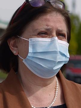 Maria Beatrice Stasi - Direttore generale Ospedale Papa Giovanni di Bergamo